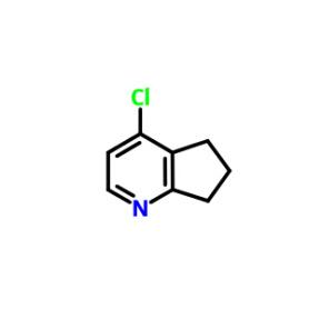Cas54664-55-0 4-Chloro-6,7-dihydro-5H-cyclopenta[b]pyridine