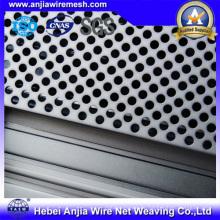 Stahl 304 Perforierte Metallplatten / perforiertes Metallgewebe