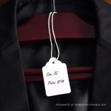 Etiqueta cortada da marcação do cair do papel do ofício da etiqueta do cair