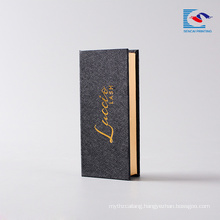 cosmetic cardboard printing packaging boxes for false eyelash