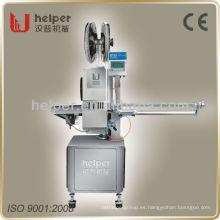 Máquina de recorte de doble salchicha de alta velocidad / Máquina de recorte doble mecánica de doble pared