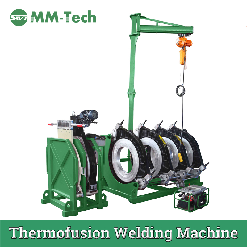 Butt Fusion Welding Machinery
