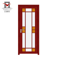 2018 luxury design high quality bathroom door
