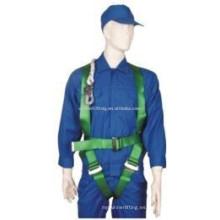 buena calidad a un precio justo de seguridad de protección de caídas arnés con cuerda de seguridad