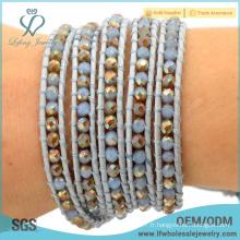 Bijoux en bohème faisant des bracelets à perles diététiques bohémiennes