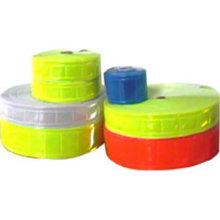 Цветная отражающая лента с отражателем EN471