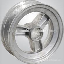 cnc que hace girar la rueda de encargo del juguete de la aleación, rueda de juguete de la aleación de China