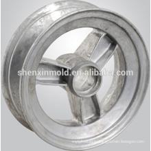 CNC поворачивая изготовленный на заказ сплав игрушка колесо,колесо сплава игрушка из Китая