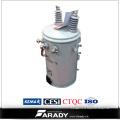 50 kva komplett Selbstschutz Pole montiert Overhead csp Transformator