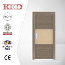 Mejores ventas de MDF puerta JKD-M697 con la avanzada película de PVC para uso Interior