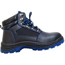 New Design  Action Smooth Nubuck Leather  Safety cut Shoes safety boots wholesale  foot wear