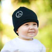 Sombrero liso lindo de la gorrita tejida de los niños (XT-CB004)
