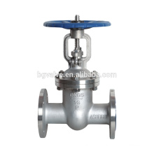 BGZ41H Series rising stem type gate valve