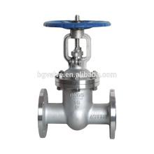 BGZ41H Series rising stem type gate valve