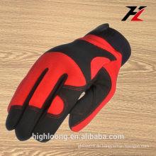 China hochwertige Sicherheits-Tools Handschuhe Arbeit verwenden