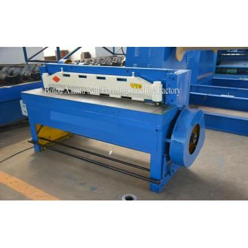 Botou Hydraulic Color Steel Coil Manual Shearing Machine