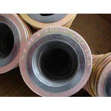 Спиральная набивка прокладок для гидравлического уплотнения фланцевого насоса клапана