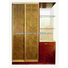 Гостиничная спальня деревянная сундучок XY2961