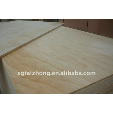 radiata pine plywood (12*910*1830MM)