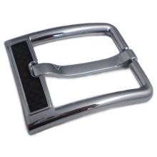 Fabricants de boucle de ceinture simple en alliage de zinc