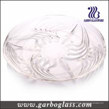 Placa de vidrio en forma de S (GB1726)