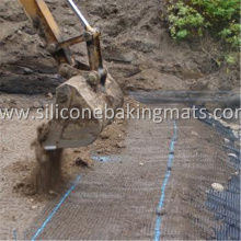 OEM for Polypropylene Biaxial Geogrid Retaining Wall Reinforcement Geogrids supply to Eritrea Supplier