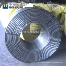China CaAl Cored Wire With Good Quality