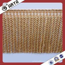 Filet de rideau pour rideaux, fabrication