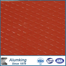 Diamond Chequered Aluminium Sheet 5052/5005