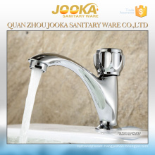 2016 high quality brass single handle bathroom basin faucet
