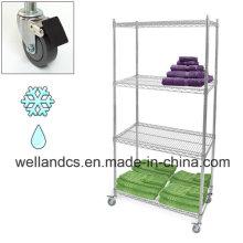 NSF Hygienic Wire Shelving pour hôpital (CJ12045180A4CW)