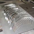 Machine de découpe de tubes plasma