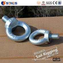 Heavy Duty Oval Steel M6 Hook Anchor Lifting Eye Bolt