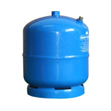 Réservoir de gaz en acier et cylindre de gaz LPG (AS-LPG-1KG)
