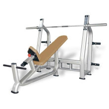 Fitness body building machine weight lifting Incline Bench XR28