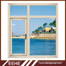Cadre de fenêtre en aluminium malaisie fenêtre à obturateur