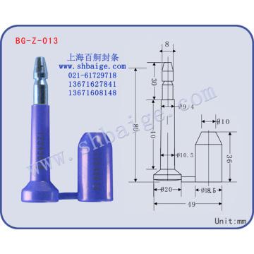 bolt security seals BG-Z-013