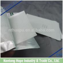 utilisation médicale tampons de gaze stériles
