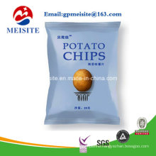 Resealable Food Packaging Paper Bags with Window