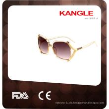 2017 Sommer Mode Kunststoff Sonnenbrillen