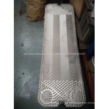 SONDEX bezogene S31 Heat Transfer Edelstahlplatte