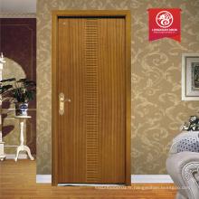 Décoration intérieure porte en acajou design en bois