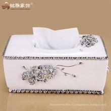 высокая-конец отель использовать королевские ткани чехол в элегантном дизайне