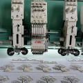 High speed Taping Embroidery Machine