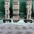 Высокоскоростная ленточная вышивальная машина