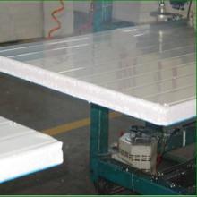 Material de construcción de la estructura de acero del panel de bocadillo ignífugo del EPS