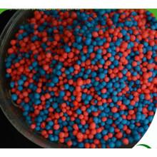 Adubo de mistura do volume da mistura do NPK 8-20-10 e o outro formular