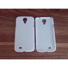 Couverture rigide de cas de téléphone en caoutchouc de téléphone intelligent pour Samsung S4