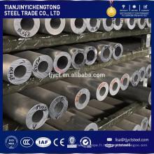 Tuyau en aluminium de l'alliage 6063 T6 de haute résistance / tube en aluminium