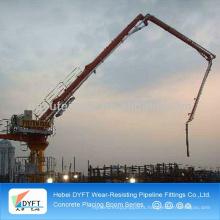 Zoomlion concrete pump placing boom13m 15m 17m 18m